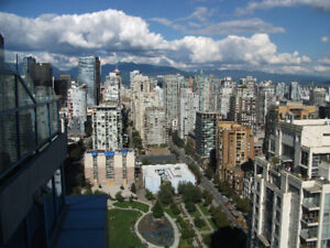 FEB.1- CLEAN FURNISHED PENTHOUSE STUDIO-AMAZING 32ND FLOOR VIEWS
