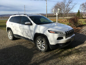 2014 Jeep Cherokee Ltd SUV, Crossover