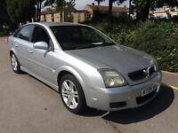 Vauxhall/Opel Vectra 2.2i 16v 2004MY SRi LOW MILEAGE WARRANTY INC WITH M.O.T