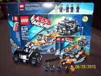 """""""THE LEGO MOVIE"""" LEGO:  """"SUPER CYCLE CHASE!"""""""