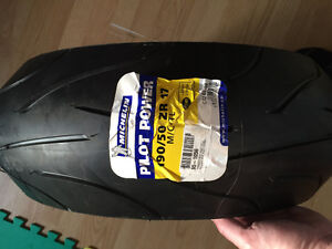 Michelin 190/50/17 Yamaha R1