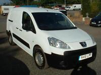 Peugeot Partner 1.6HDi 2011 CREW VAN ONE OWNER FULL SERVICE HISTORY**SUPERB**