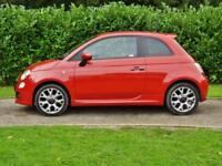 Fiat 500 1.2 S 3dr PETROL MANUAL 2013/62