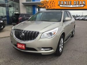 """2014 Buick Enclave Leather  LEATHER - NAVIGATION - 19"""" WHEELS"""