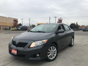 2009 Toyota Corolla 4 door, auto, 3/Y warranty available