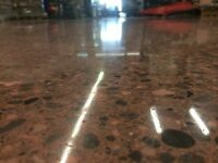 Polished Concrete, Epoxy Flooring