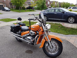 2002 Suzuki Intruder Volusia 805cc All Custom