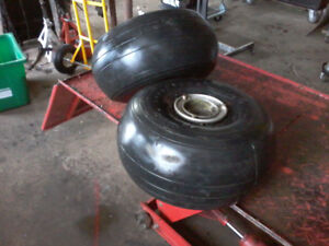 Piper wheel cub,colt,