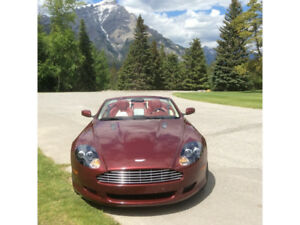 2009 ASTON MARTIN VOLANTE! 0 ACCIDENTS, DEALER MAINTAINED!
