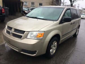 2008 Dodge Grand Caravan Fourgonnette**STOW AND GO**