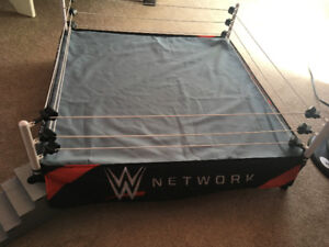 WWE Elite Scale Wrestling Ring