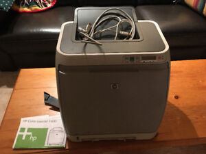 Free LaserJet Color Printer
