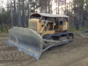 Allis Chalmers  HD 21 crawler tractor