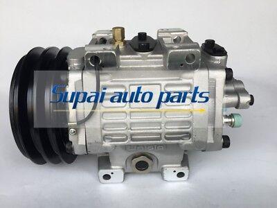 New A/C Compressor For replaces Unicla UX330 2PK 2B 8PK 12V 24V