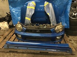 Subaru Impreza WRX 02/03 front conversion only for $1400
