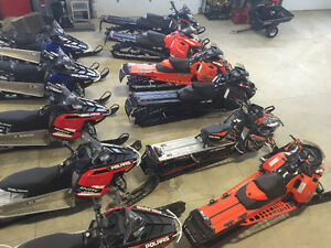 WE RENT SLEDS, ATV'S, & UTV'S      ** NEW LOCATION! **