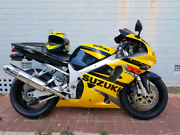 Suzuki gsxr 750 2002 Perth Perth City Area Preview