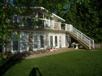 COTTAGE ON COUCHICHING: BOOKING FOR FALL & WINTER GETAWAYS NOW!