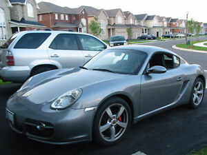 2006 Porsche Cayman S 987 M97 Engine 35,985 km LOADED 1 OWNER