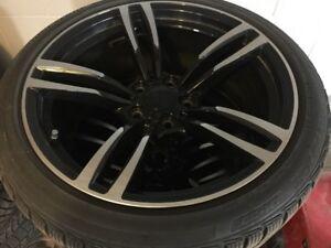 pneus et roues mag BMW M4