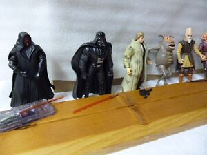 Vintage Star Wars Action Figures 1995 and up London Ontario image 3