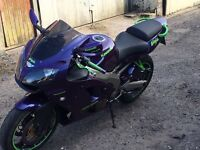 Stunning Kawasaki zx636 ninja