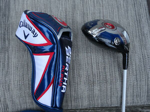 DRIVER CALLAWAY BIG BERTHA ALPHA 10.5 AJUSTABLE FUBUKI FLEX A