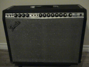 1975 FENDER TWIN REVERB AMPLIFIER