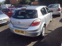 Quick sale 1.6 Vauxhall astra 1.6 on 04 reg long mot
