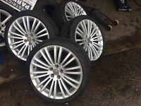 Alloy wheels r32