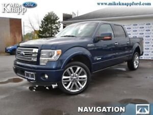 2014 Ford F-150 Limited  - Sunroof -  Navigation
