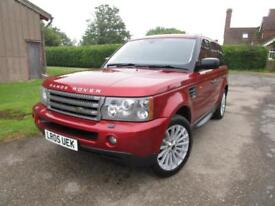 Land Rover Range Rover Sport 2.7TD V6 auto 2006MY HSE**ONLY 2 OWNERS***