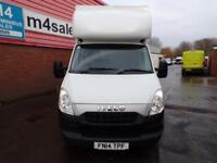 Iveco Daily LUTON 35S17 LWB 170PS