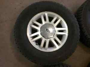 275/65R18 Discoverer MS tires Strathcona County Edmonton Area image 5