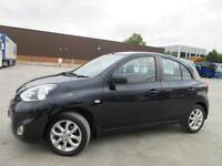 2013 Nissan Micra 1.2 Acenta CVT 5dr