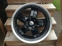 "1 RTX 20"" Rim for GMC/Chev"
