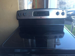Stainless steel GE Electric Stove Kitchener / Waterloo Kitchener Area image 2