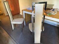 2 dining chairs FREE