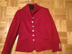 Cashmere ladies jacket
