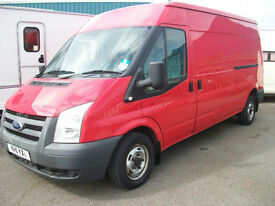 Ford Transit 2.2TDCi Duratorq ( 115PS ) 300L ( Med Roof ) 300 LWB