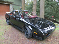 1989 Toyota MR2 supercharged Other