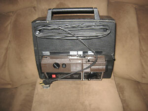 Vintage Movie Projector And Camera