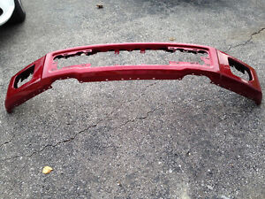 3month old car front bumper with bit scratch
