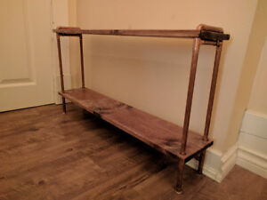 Front Entry Shelf/Plant Stand/Small Shelf