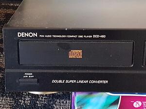 Denon DCD 460