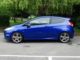 2013 (13) FORD FIESTA 1.6 EcoBoost ST-2 - ONE OWNER - SATELLITE NAVIGATION