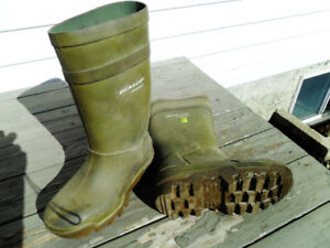 Dunlop PuroFort Thermo Steel Toe Rubber Boots