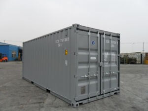 New 20ft Shipping Container Rental