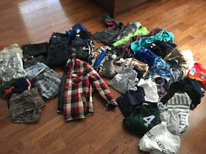 Bag of Boys Clothes for Sale - Size 10-12
