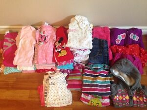 Assorted baby Girl clothing size 9-12 months